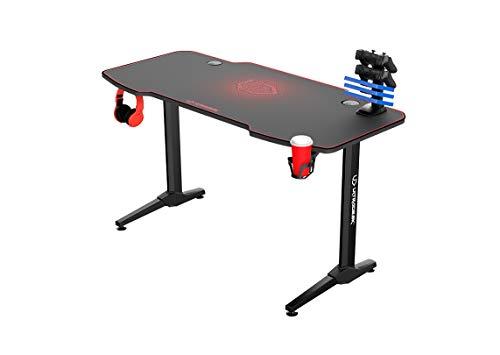 Ultradesk Frag Rot - Computertisch, Schreibtisch, Gaming Tisch