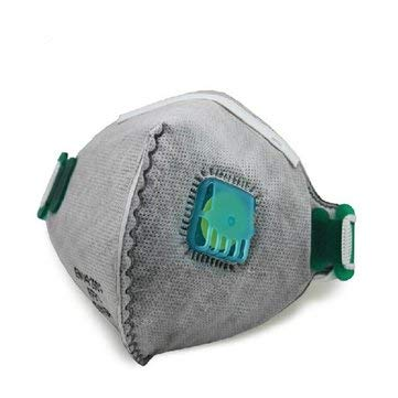 MITUHAKI 10pcs PM2.5 Anti Fog And Haze Antivirus Activated Carbon Mask