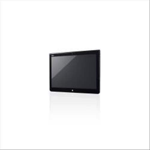 Fujitsu STYLISTIC Q704 256GB 4G Negro - Tablet (Tableta de tamaño Completo, Windows, Pizarra, Windows 8.1, Negro, Polímero de Litio)
