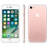 【SIMロック解除済】 Apple iPhone7 32GB ローズゴールド au
