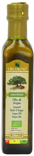 Crudigno Huile d'Argan Bio 250 ml