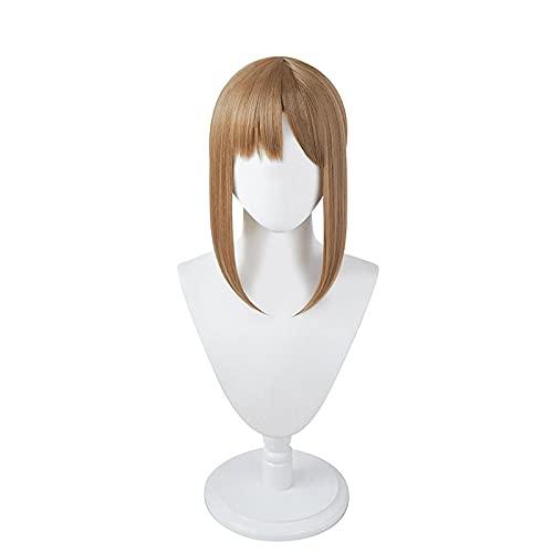 Reisalin Stout Ryza Wig Game Atelier Ryza: Ever Darkness & the Secret Hideout Cosplay Hair Reisalin Stout Ryza Cosplay