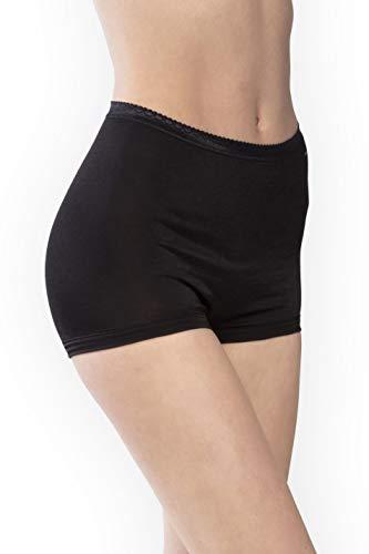 Mey Basics Serie Lights Damen Panties Schwarz L