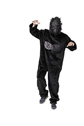Costumizate! Disfraz de Gorila para Adultos Especial para Fiestas de Disfraces y Carnaval Talla Unica