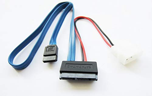 Micro SATA 1.8 Inch All in one 5 V Power and Data Cable