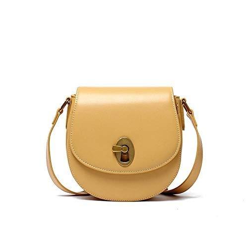 Wing Mini Wild Retro Lock Handbag Exquisito PU Leather Bandolera Bandolera