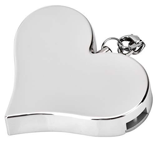 Alarma personal, llavero portátil de moda de alto volumen de 130 dB alarma antirrobo para autodefensa para niña.