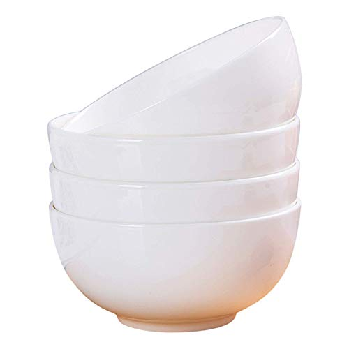 Home kitchen products - Köksartiklar-keramisk skål, porslin sallad/soppa skål set-4 packar,...