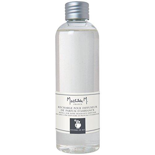 Raumduft Raumparfum Nachfüllflasche mit Poudre de Riz Duft 200 ml von Mathilde M.