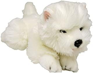 Bocchetta Plush Toys Pookie West Highland White Terrier Puppy (Westie), Stuffed Animal, Size 29cm/11″