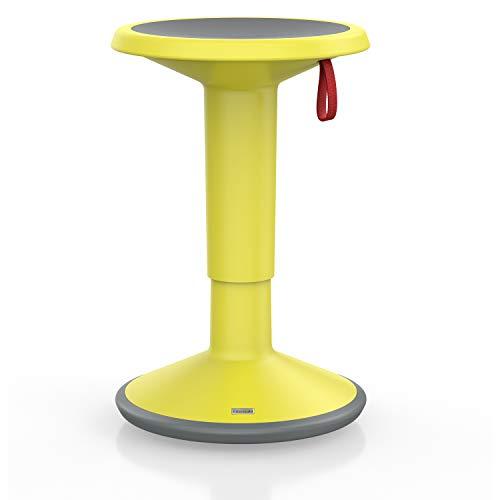 Interstuhl UPis1 - ergonomischer Sitzhocker mit Schwingeffekt – Premium Hocker höhenverstellbar...