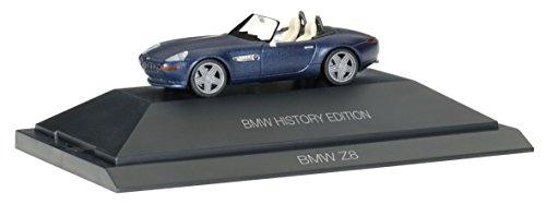 Herpa 102063 BMW Z8 History - Juego de Modelos