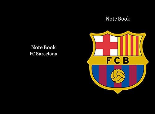 Barcelona Note Book (English Edition)