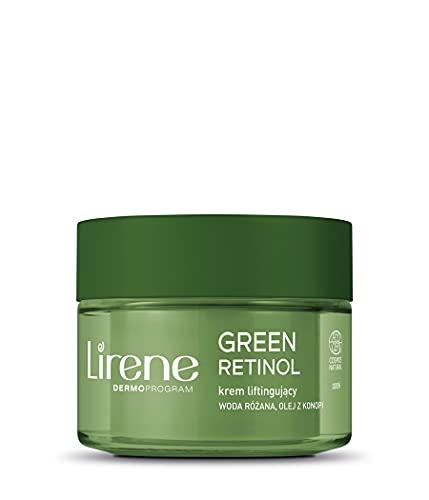 Lirene GREEN Retinol - Lifting Tagescreme 50+