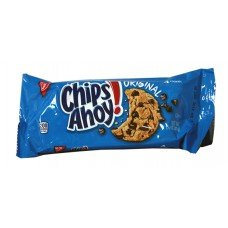Chips Ahoy! Chocolate Chip Cookies (40gr) (3er Pack)