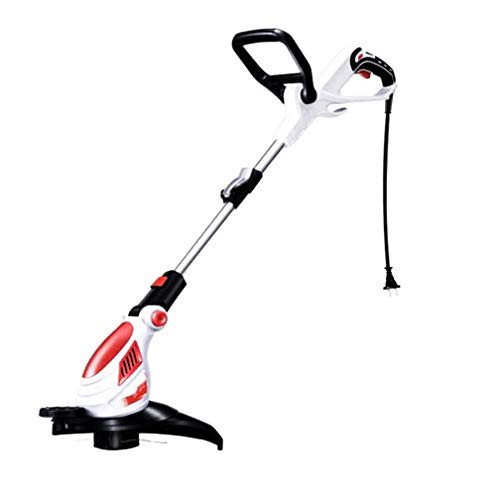 GOFEY° Portable Household Small Trimmer Light Electric Grass Trimmer Quick Trim Easy Maintenance Multi-Angle Retractable Weeding Artifact Suitable for Outdoor Lawn Flower Bed Edge