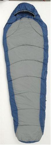 Coleman Schlafsack Fission X Vario, grau/blau