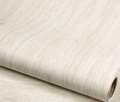 Carta da Parati Adesiva Muro, Carta Adesiva per Mobili 45cmX10m Impermeabile Carta da Parati Venatura del legno Mobile Soggiorno Moderno Pannelli Decorativi Pareti per cucina La Casa Camera Soggiorno