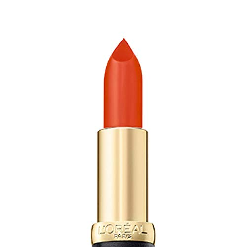 L'Oréal Paris Color Riche Matte 227 Orange Pigalle Matte Lipstick - L'Oréal Color Riche Oranje Lippenstift - 4,54 gr, 227 Comfort Matte|Orange Pigalle