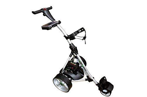 Carro eléctrico de Golf Pro Kaddy S2G Digital con batería Litio