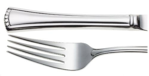 Lenox Butler's Pantry 45-Piece Stainless-Steel Flatware Set with Caddy, Service for 8