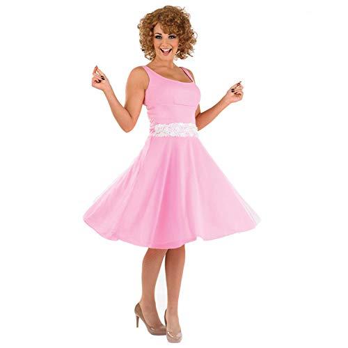Fun Shack Rosa Tänzerin Kostüm für Damen - L