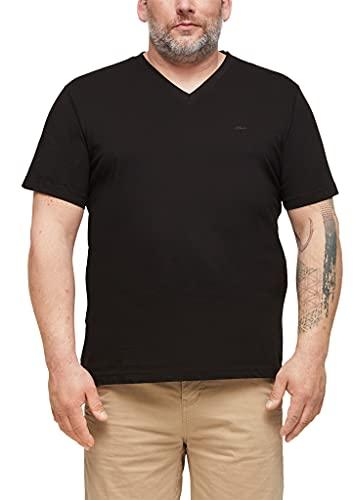 s.Oliver Big Size Herren 131.10.104.12.130.2103650 T-Shirt, 9999, 4XL