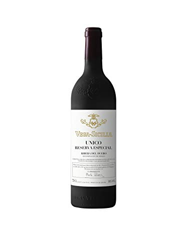 Unico Reserva Especial Vino Rojo Intenso, (Venta 2021) - 750 ml