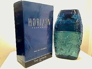 Horizon FOR MEN by Guy Laroche - 3.4 oz EDT Splash