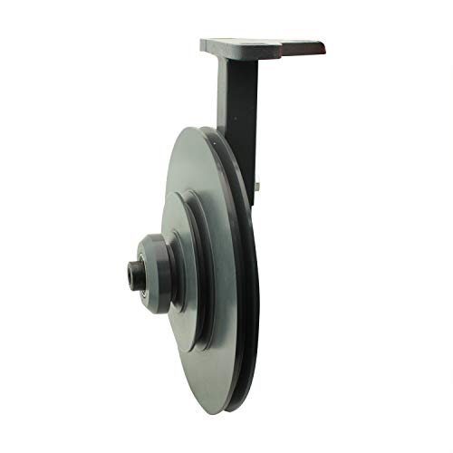 Cutex (TM) Brand Speed Reducer (3-Pulley) for Industrial Sewing Machines