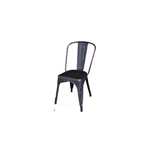 mueblespacio Tolix Chair Antique - MSD1541201 - Negro