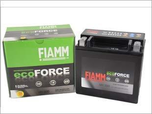 Batterie de voiture Fiamm ecoforce (hybride, Start & Stop, Brake Energy Regeneration)