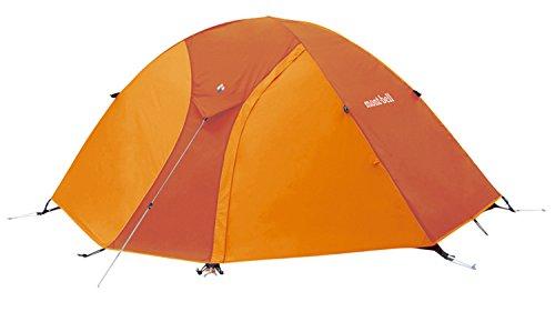 モンベル(mont-bell) テント クロノスドーム1型 [1~2人用] ゴールデンオレンジ 1122490-GDOG