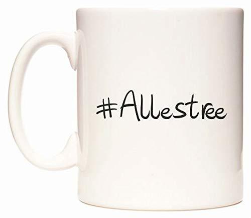 #Allestree Taza por WeDoMugs®