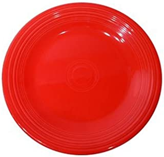 Fiesta 7-1/4-Inch Salad Plate, Scarlet