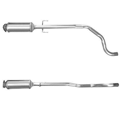 Ruß-/Partikelfilter, Abgasanlage 003-390154