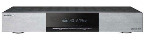 Topfield TF 7700 HDTV Satelliten-Receiver mit Twin-Tuner und 1 TB  Festplatte