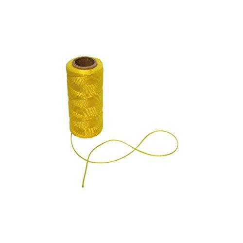 Toolland HE950100, Cuerda de albañil,1.2 mm Longitud 100 m