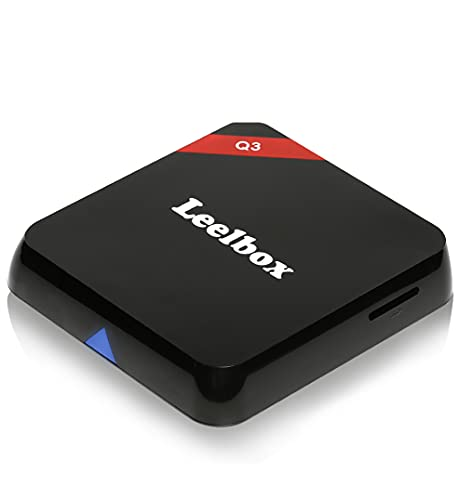 Android 8.1 TV Box Superpow Android Box 2GB RAM+16GB ROM Quad-Core mit 3D/ 4k / 2.4Ghz WiFi / 100 LAN / H.265/ HDMI Smart TV Box