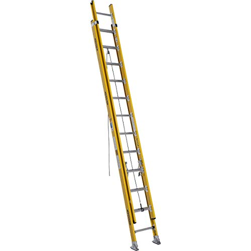Werner, 7124-2, Extension Ladder, Fiberglass, 24 Ft, Iaa