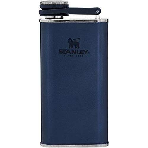 Stanley Classic Easy Fill Wide Mouth Flask 8oz , Nightfall , 8oz