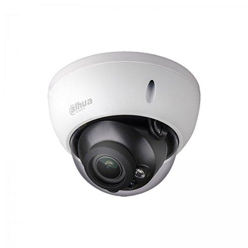Caméra Dôme HDCVI 4MP 2.7-12mm Motorisée VandalProof 120dB - Pro Dahua