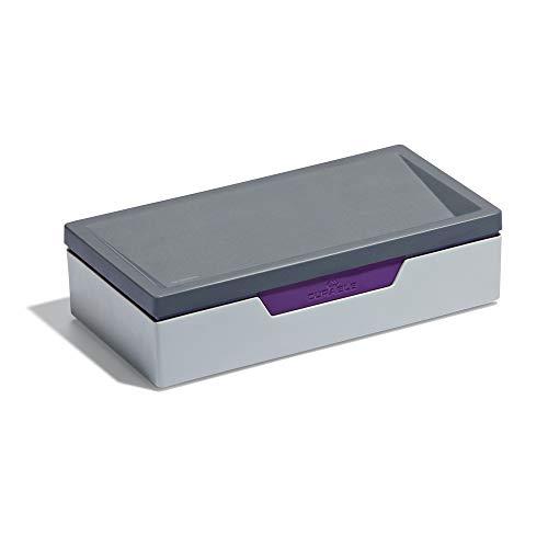 Price comparison product image DURABLE VARICOLOR Smart Office Job Case,  Light Purple (761212)