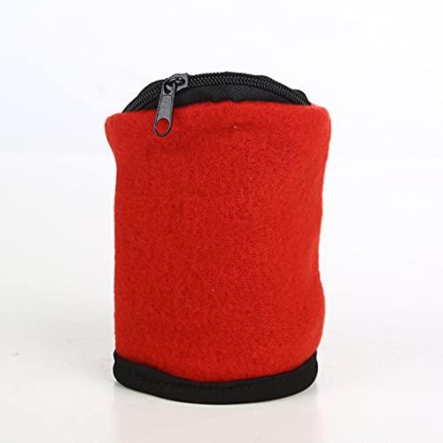 BXing Zipper Running Bag Muñequera Cartera Bolsa Muñequera Yoga Muñequera Sweatband Sports Arm Bag para Key Card Storage Case