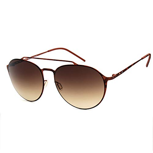 ITALIA INDEPENDENT 0221-092-000 zonnebril, bruin (Marrón), 58.0 dames
