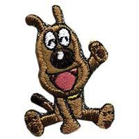 アンパンマン ワッペン 刺繍 アイロン接着 ドキンちゃん キャラクター アップリケ アイロンワッペン かわいい シール ステッカー (チーズ)