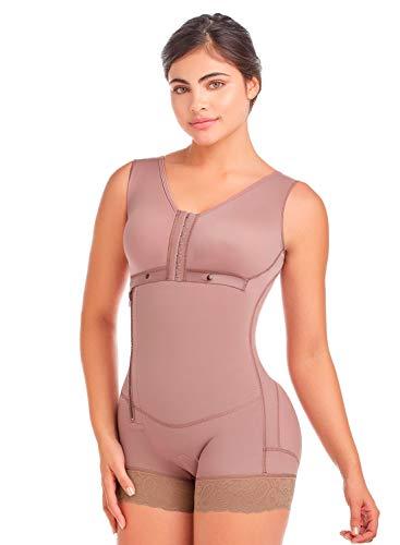 DELIÉ by Fajas DPrada 09053 Fajas Colombianas Postpartum Girdle Full Body Shaper for Women