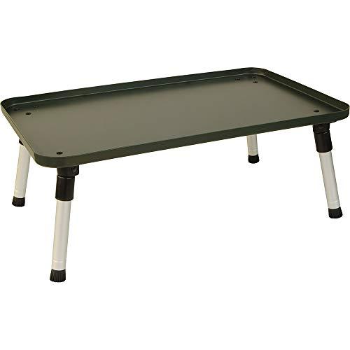 TF Gear Carp Fishing Bivvy Table Lightweight, Folds Flat, Extendable, Adjustable Legs