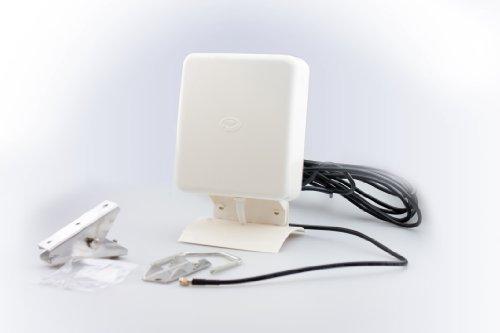 Panorama Antennas Antenne WMMG-7-27 für Vodafone B1000 Box 904 TurboBox LTE Router + 5m Kabel - MiMo fähig