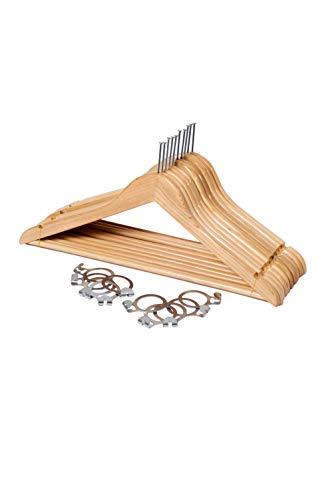 Appendiabiti con gancio speciale con un anello separato. Antifurto per spogliatoi e armadietti